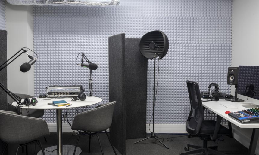 Des studios pour tout produire